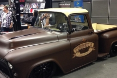 Jordans ute Made it to motor ex safe and sound.. Looks like being a great day