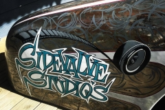 A little for job for Stuart at Sidevalve studios...check this guys killer kustom culture movies out...